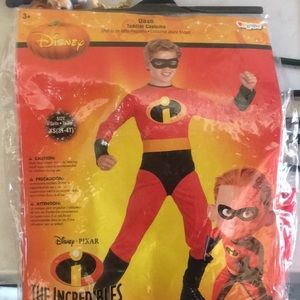 Used 3T-4T Disney Incredibles Violet Dash costume